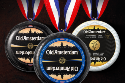Old Amsterdam wint 5 Global Cheese Awards!